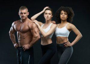 Принципы изменения состава тела и веса